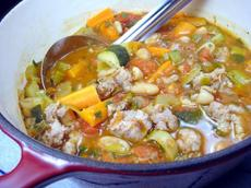 Cassoulet With Lots of Vegetables (Mark Bittman)