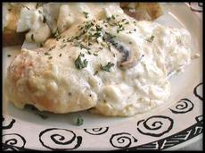 Crock Pot Cream Cheese Chicken