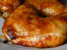Caramelized Baked Chicken Legs/Wings