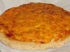 Easy Healthy Whole Wheat Flax Pizza Crust