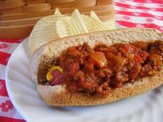 Hot Dog Chili- Southern Style