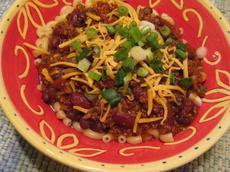 Suzanne's Chili