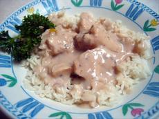 Crock Pot Chicken With Mushroom Soup
