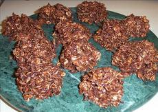 Chocolate Macaroons - No Bake