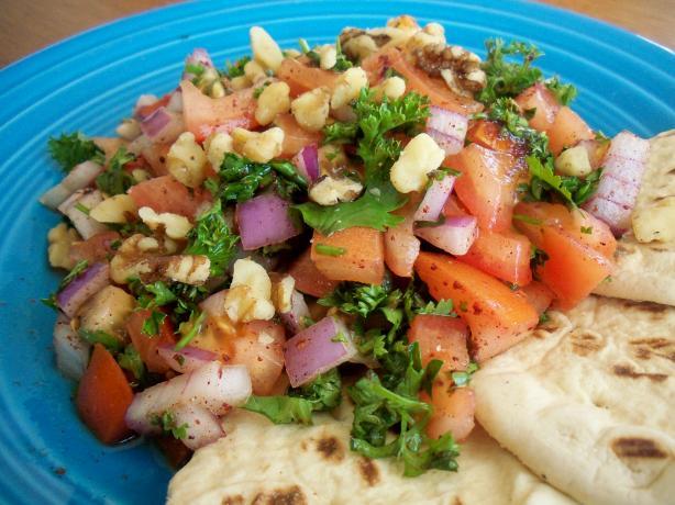 Turkish Salad Gavurdagi
