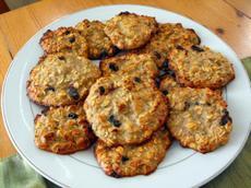 Ridiculously Healthy Banana Oatmeal Cookies