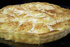 Joan's Pear Tart