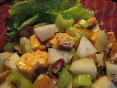 Crunchy Pear and Celery Salad