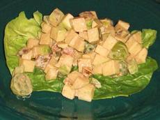 Waldorf Salad - No Mayonnaise