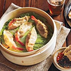 Shrimp Mandu (Shrimp Dumplings)