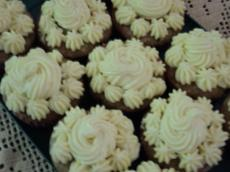 Banana Cupcakes With Vanilla Pastry Cream