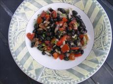 Banana Black Bean Salad