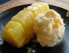 BBQ Baked Pineapple