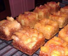 Bakery-Style Upside-Down Hawaiian Pineapple Muffins