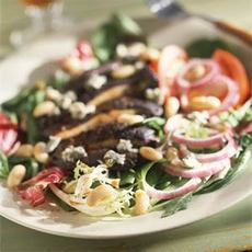 Blackened Portobello-Mushroom Salad