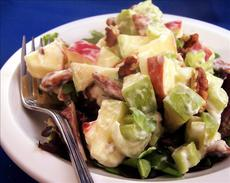 Diabetic Friendly Waldorf Salad