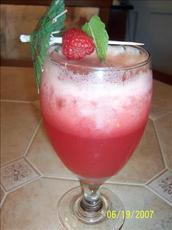 Virgin Berry Mojito!