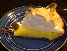 Arizona Lemon Meringue Pie