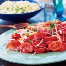 Tomato and Onion Salad