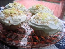 Ginger-Lemon Cupcakes