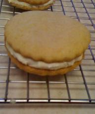 Lemon-Cream Sandwich Cookies