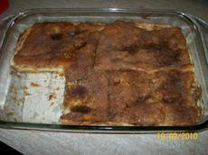 Beth Moore's Sopapilla Cheesecake