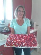 Pink Lemonade Cheesecake