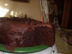 Satan Cake (Chocolate and Coffee)