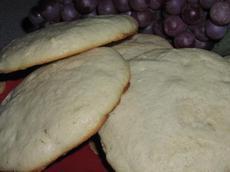 """amerikaner"" (German Vanilla Biscuit)"