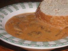 Low Carb Hungarian Mushroom Soup