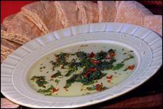 Zhug / Spicy Garlic Spread