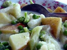 Kesakeitto -- Finnish Summer Soup