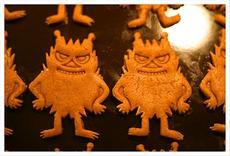 Piparkakut - Finnish Ginger Cookies