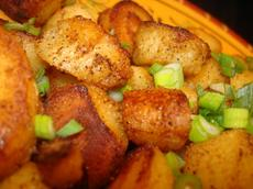 Parsnips Roasted With Mace and Brandy
