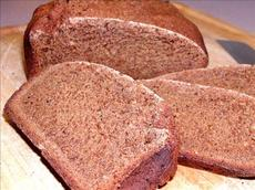 Russian Black Bread (Bread Machine)