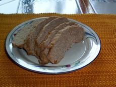 Armenian Bread Rounds - Bread Machine