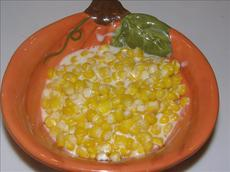 Mom's Famous Crock Pot Cream Corn