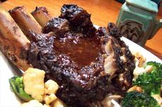 Crock Pot Asian-Inspired Beef Ribs