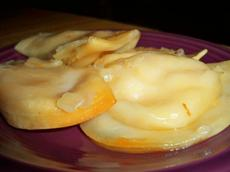 Crock Pot Potluck Pierogies With Sauteed Onions and Butter