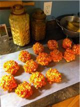 Chewy Popcorn Balls