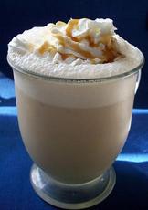 Creamy Iced Vanilla Caramel Coffee