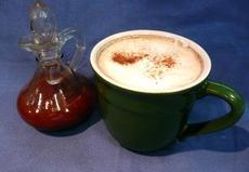Cinnamon Rum Latte, Diabetic