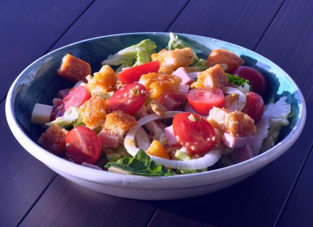 Adapted Columbia Restaurant 1905 Salad Recipe