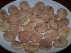 Native American Feast Day Cookies
