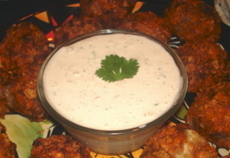 Chuy's Creamy Jalapeno Lime Sauce