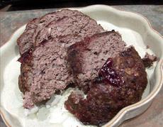 Mrs Cobb's Meatloaf