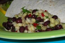 Mexican Corn & Black Bean Salad