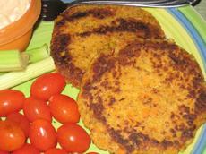 Garbanzo Vegetarian Burgers