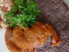 Filet Mignon With Chipotle Adobo Sauce