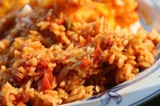 Quick Spanish Rice